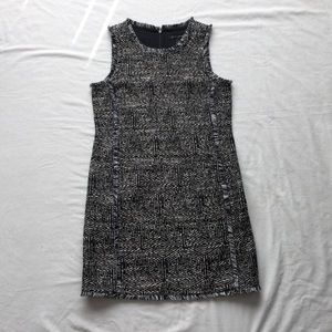 Banana Republic Tweed Sheath XS Dress Size 2